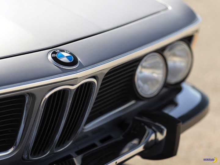 1973 BMW 3.0 CSL