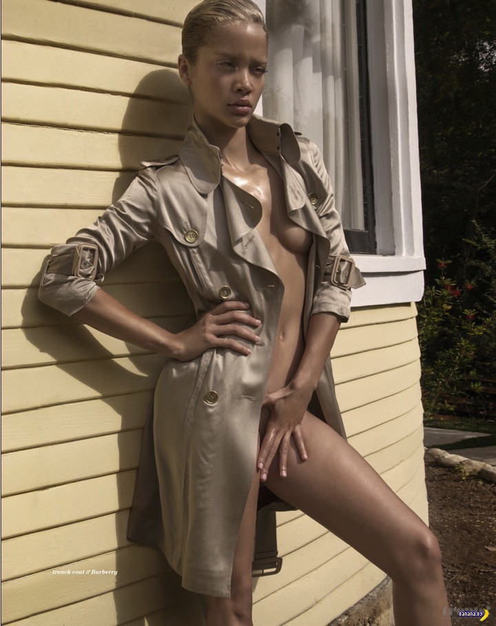 Жасмин Сандерс для журнала Treats!