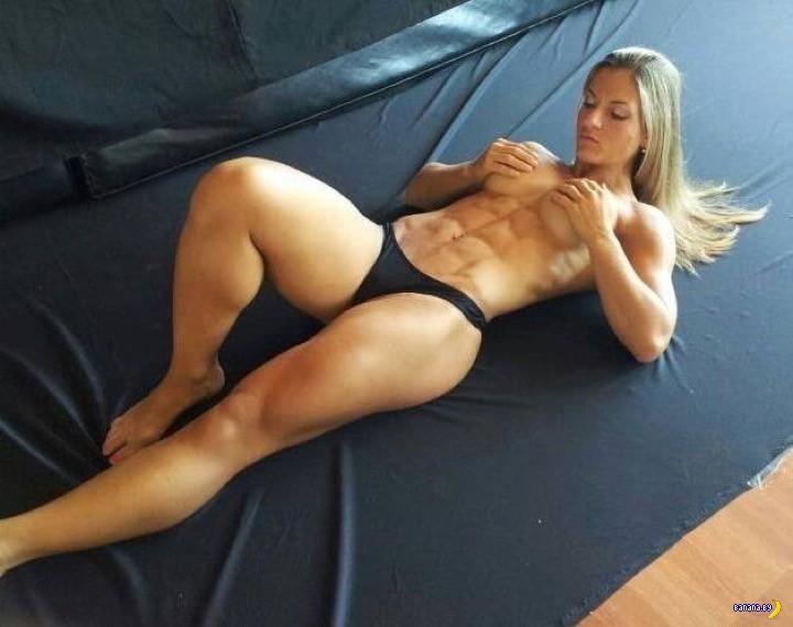 Секс с девушкой с спортивной попой