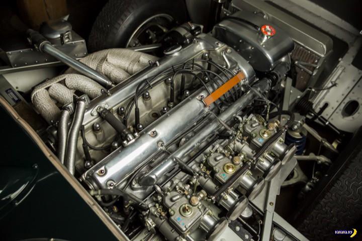 Сексуальное ретро: 1957 Jaguar D-Type