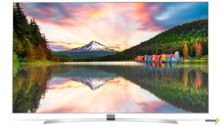 LG зачем-то сделал телевизор с разрешением 8К