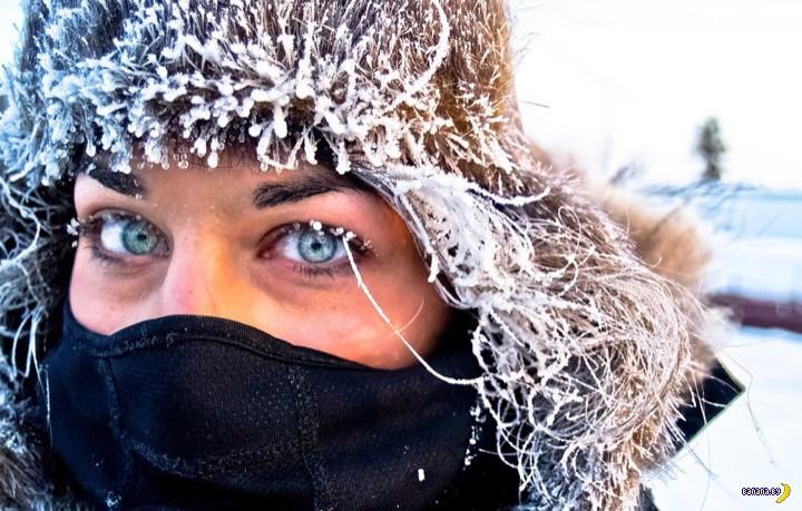 Опрос по поводу морозов в Беларуси