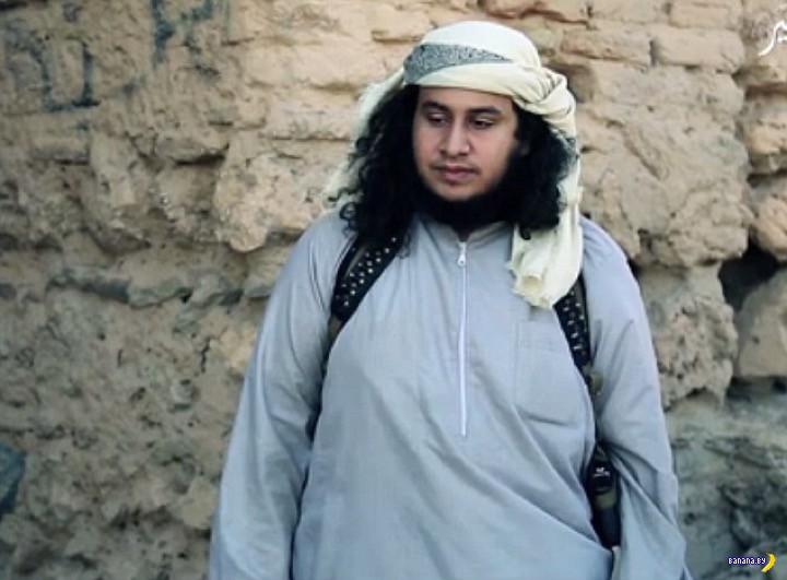 Странная логика ИГИЛ: кто же гей?!