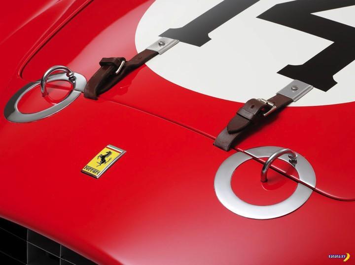 Carporn: 1953 Ferrari 340/375 MM Berlinetta 'Competizione'