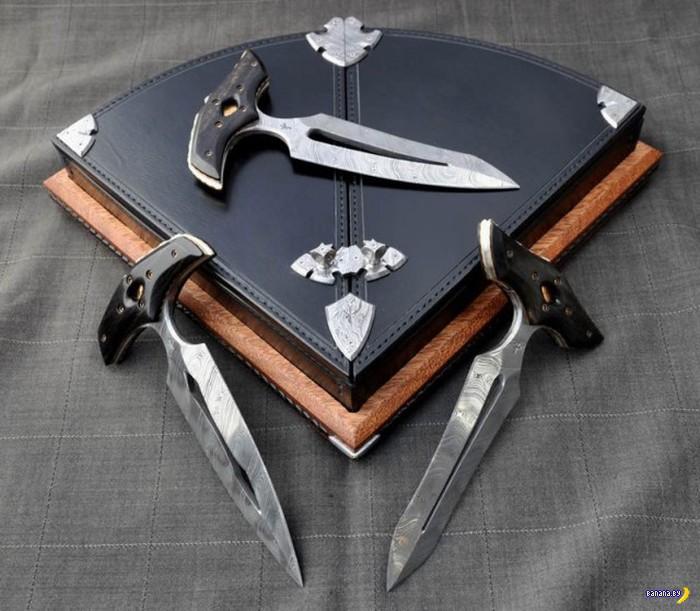 Коллекция Push Daggers