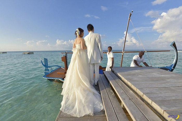 Домик для заключения браков