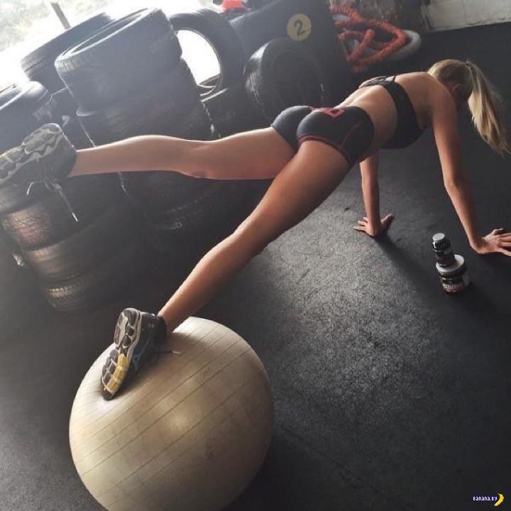 Спортивные девушки - 54