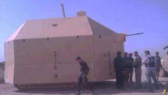 Новости блиндирования в Сирии/Ираке