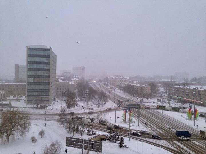 Погода: да будет снег!
