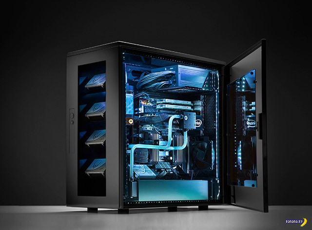 Красота компьютеров
