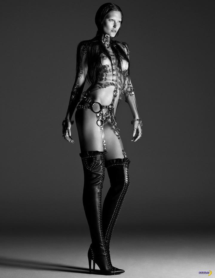 Кэтрин Макнил для models.com