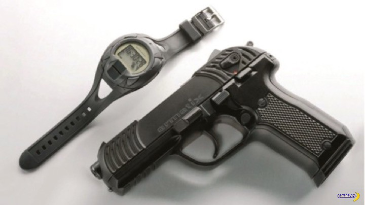 Встречайте умный пистолет!