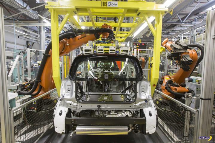 Роботы идут и забирают работу