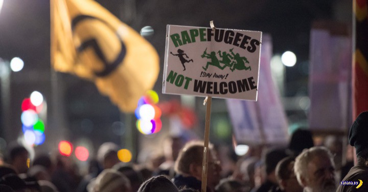 Мигранты и насильники – статистика из Финляндии