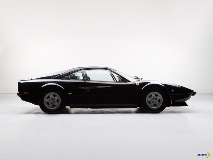 Carporn: 1977 Ferrari 308 GTB