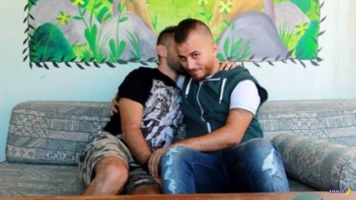 125 беженцев-геев найдут счастье в Берлине