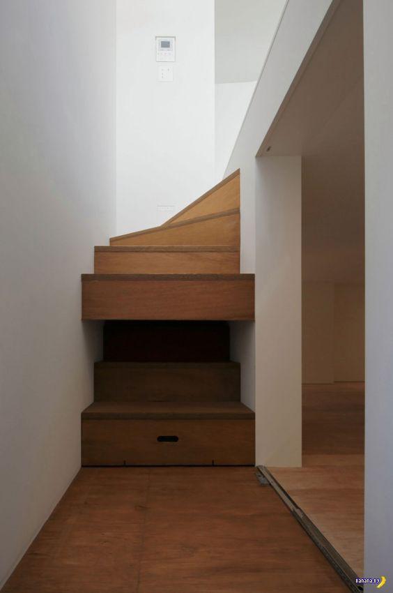 Типичный японский дом