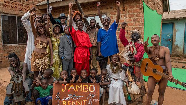 Киноиндустрия Уганды