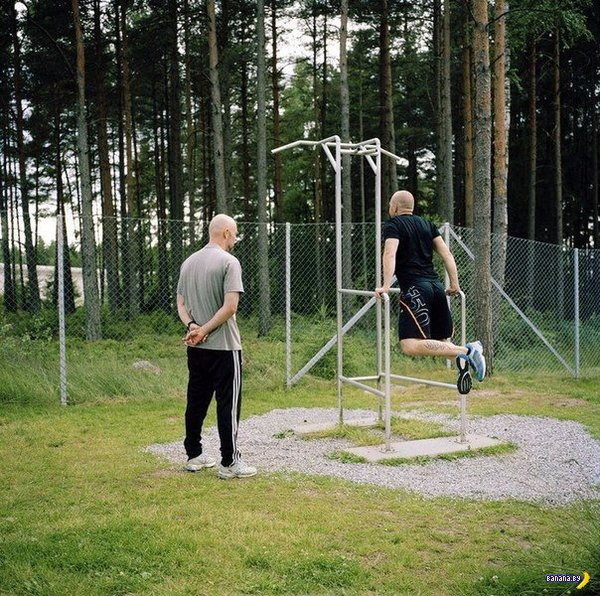Уютный сердцу уголок –норвежская тюрьма