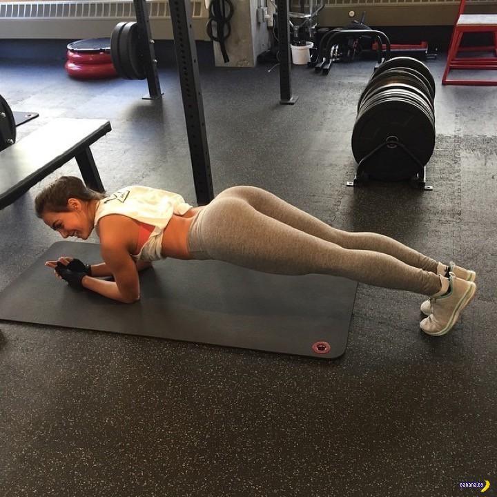 Спортивные девушки - 56