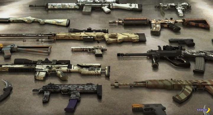 Уникальная лотерея для игроков Counter Strike: Global Offensive
