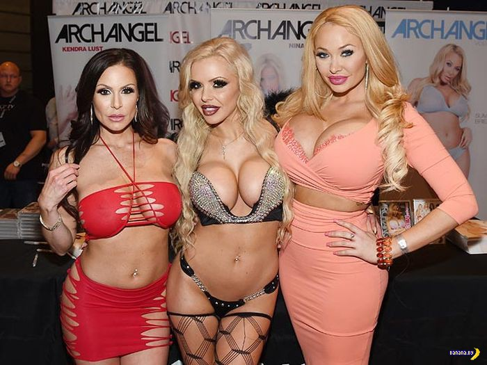 Порнозвезды на AVN