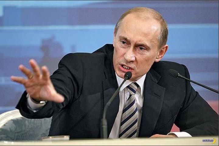 Рейтинг Путина в России заметно упал