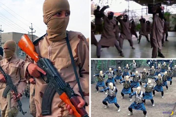 Нормативы ГТО в ИГИЛ
