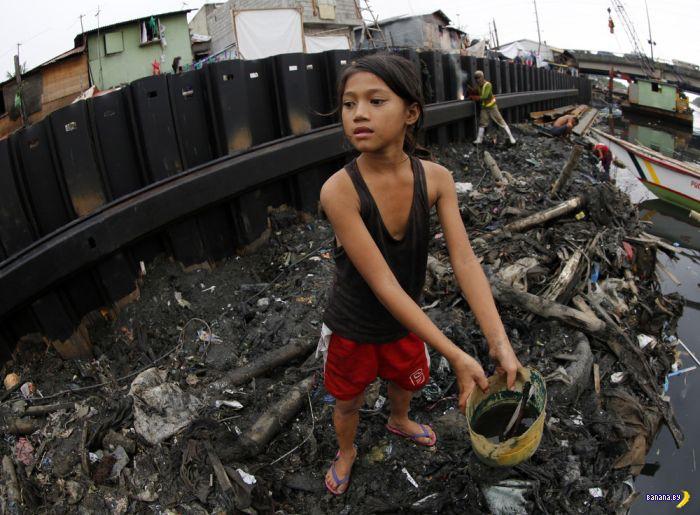 Вот так выглядит детский труд
