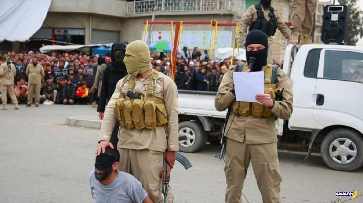В ИГИЛ казнят своих дюжинами