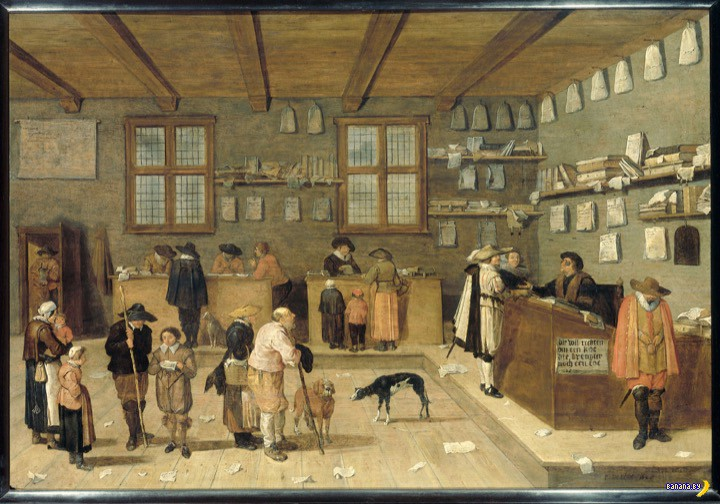 Как и когда появились первые букмекерские конторы?