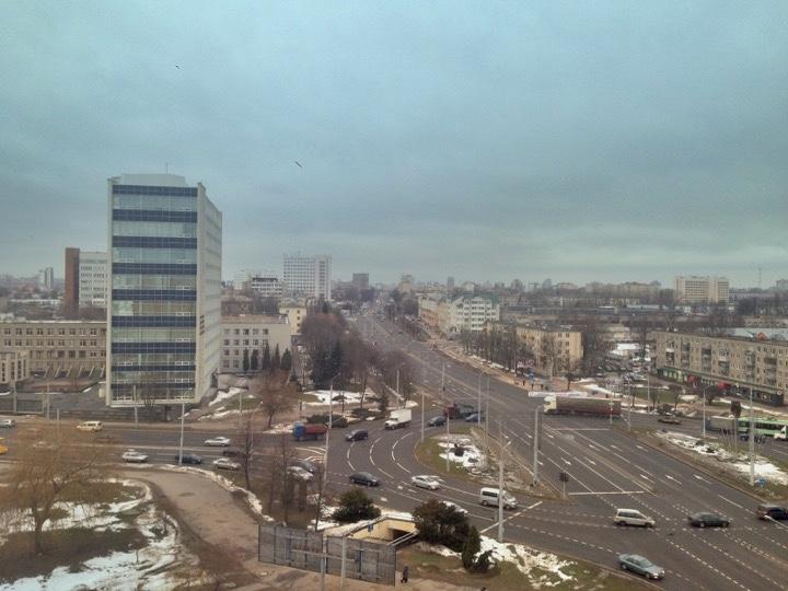 Погода: февраль начался как март