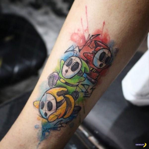 Татуировки на зависть - 64