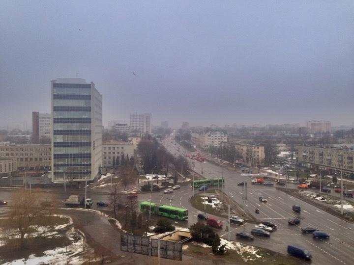 Погода: до +10 по Беларуси!