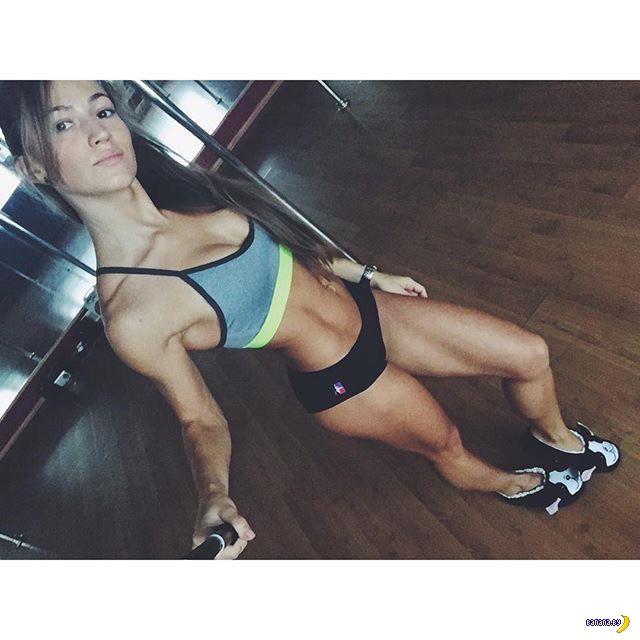 Спортивные девушки - 57
