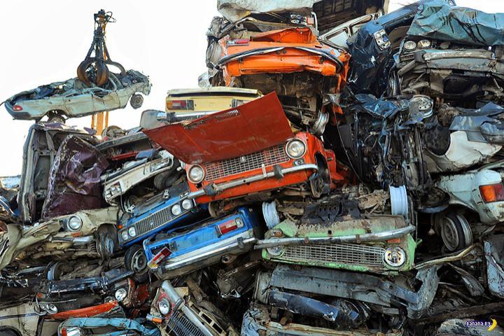 В Беларуси повысили утилизационный сбор на авто в 8 раз