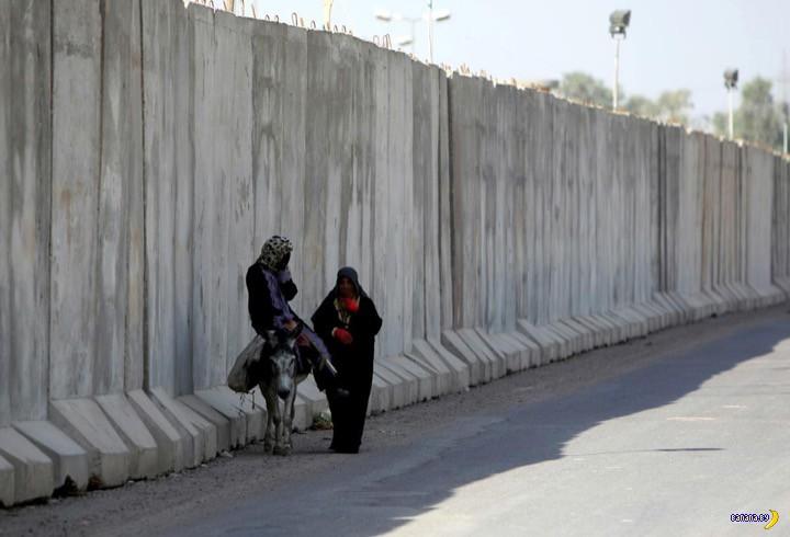 Вокруг Багдада начали строить стену