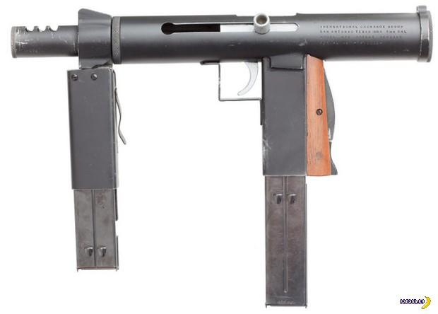 Пистолет-пулемёт водопроводчика