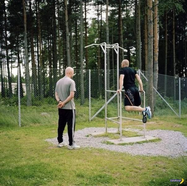 Еще про норвежские тюрьмы
