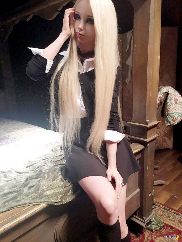 Валерия Лукьянова снялась в фильме