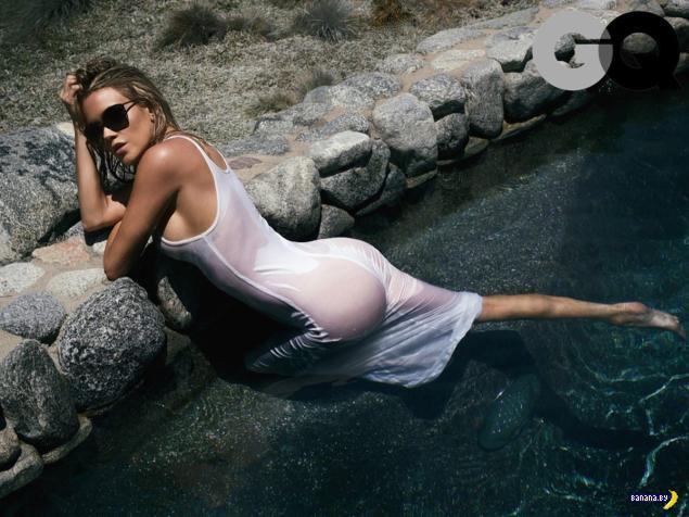Умерла модель Кэти Мэй