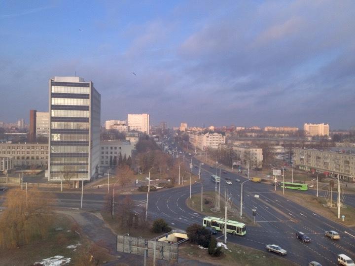 Погода: а за окном почти весна