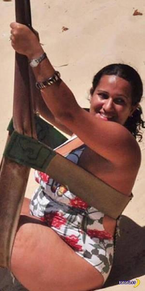 Как Анжела потеряла вес и мужа