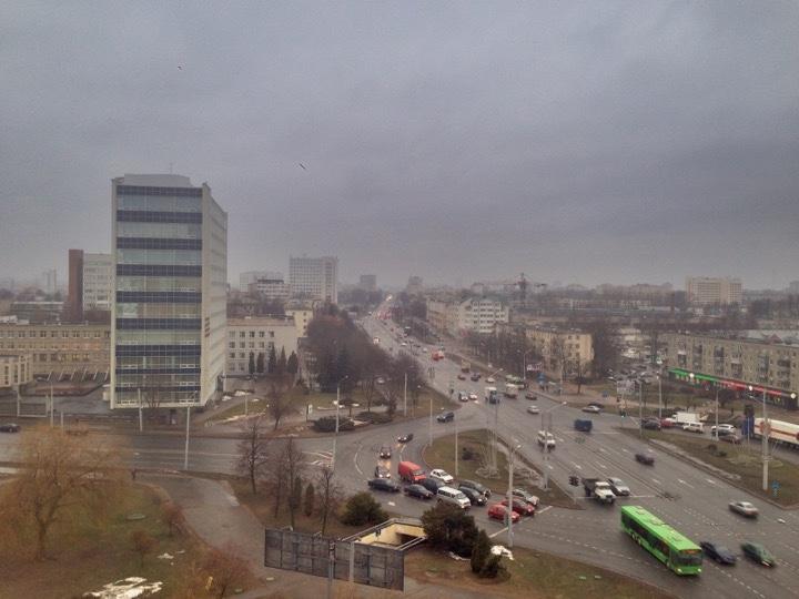 Погода: где-то в Беларуси сегодня +11!