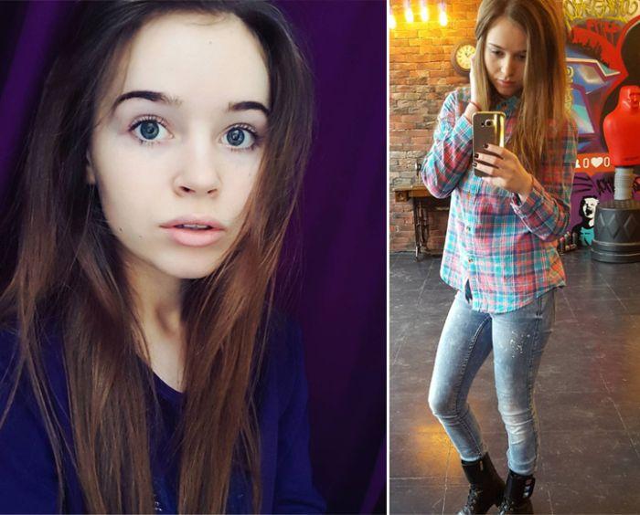 Полина Гренц, Саша Мамаева из «Физрука», похудела на 14 кг
