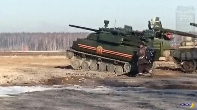 Привет, я – Уран-9, российский боевой робот!