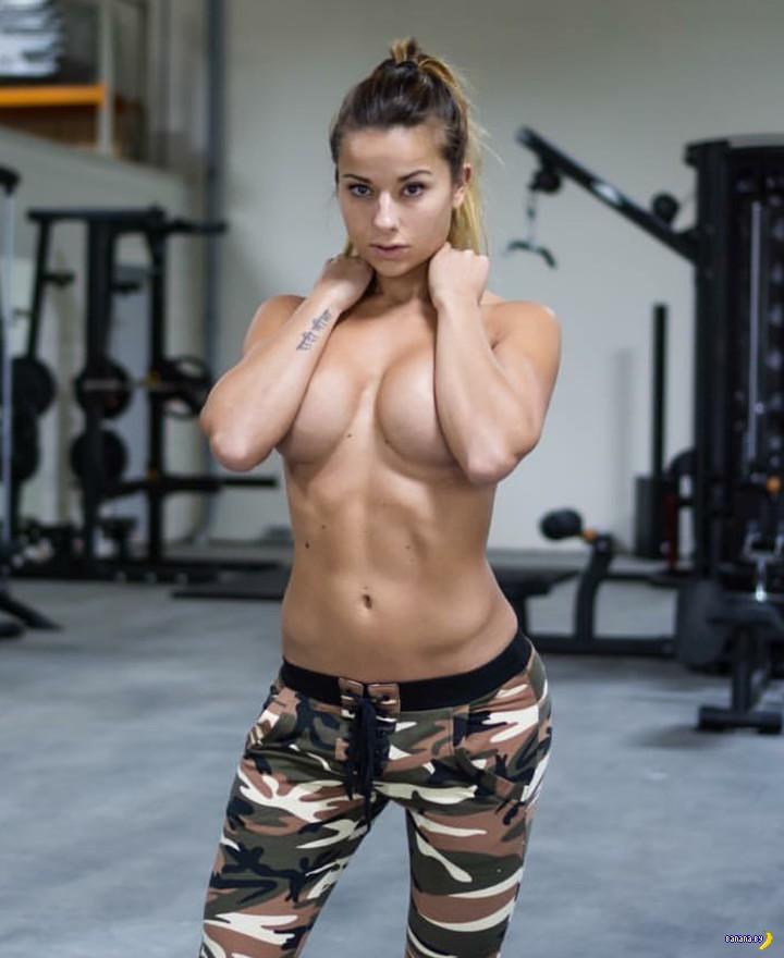 Спортивные девушки - 58