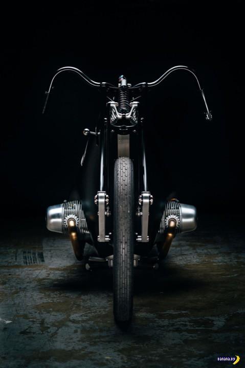 Невероятный мотоцикл Revival