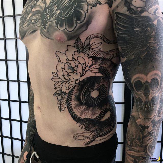 Татуировки на зависть - 65