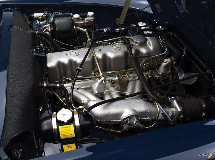 Carporn: 1968 Mercedes-Benz 280 SL 'Pagoda'